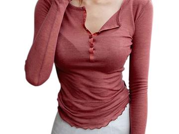 Vente avec paiement en ligne: Sexy T-shirt Femmes T Shirt 2018 Printemps Été T-Shirt