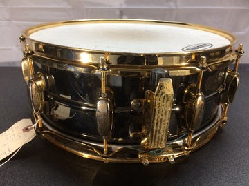 Selling with online payment or cash/check/money order/cash app/Venmo: Tama Simon Phillips Gladiator Signature Snare Drum. $400 obo