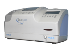 Selling with online payment: Santinelli LEX1000 Lens Edger w/Blocker Installation, Training