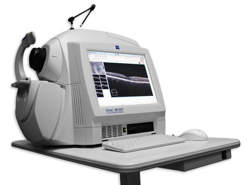 Selling with online payment: ZEISS Cirrus 4000 HD-OCT w/Table Printer