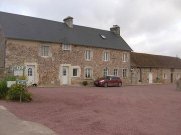 Location par jour: Gite F3 - Sainte Colombe (70 m²)