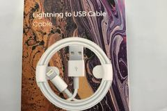 Buy Now: 300 X Lightning Cables for iPhone X, XS, XS MAX