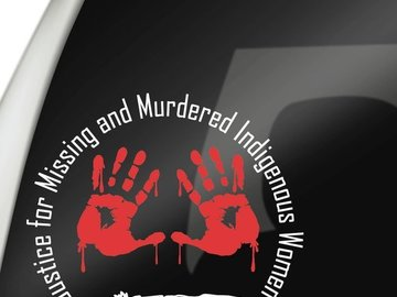 Selling: MMIW Decals