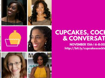 Event: Cupcakes, COCKTAILS & conversation A WOMEN'S BUSINESS SYMPOS