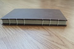 Learn a skill (one-on-one): Coptic Stitch book binding