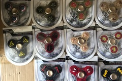 Buy Now: Lot of 100 high spin metal alloy spinners . High quality
