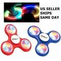 Buy Now: Lot of 600 LED  fidget spinner .LIGHT High quality 5 colors