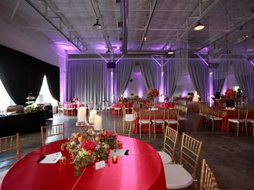 Request To Book & Pay In-Person (hourly/per party package pricing): The Empire Room Dallas