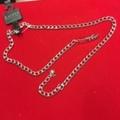 Buy Now: 6-- Ralph Lauren Metal Belts--gold & silver-- $9.99each