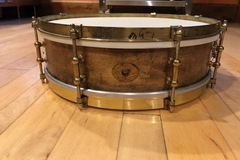 Selling with online payment or cash/check/money order/cash app/Venmo: 1920s Ludwig and Ludwig wood snare