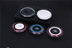 Buy Now: 100 X  Wireless Fast Charging Pads - Assorted Styles and Colors