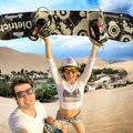 Daily Rate: Snowboard for Sandboarding
