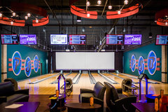 Request To Book & Pay In-Person (hourly/per party package pricing): VIP Bowling