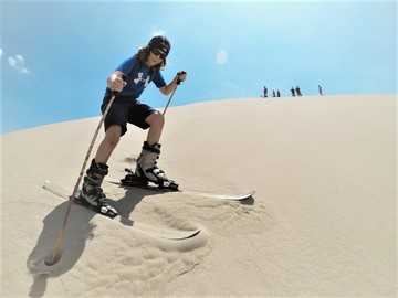 Daily Rate: Skis for Sandskiing