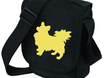 Selling: Long Haired Chihuahua Bag Shoulder Bag Great Chihuahua Gift