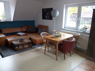 Accommodation: Cosy room in Frankenjura