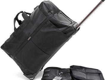 """Myydään: Brand New  28"""" Fashion Wheeled Duffle Luggage Trolley Bag"""