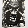 Selling with online payment: Elvin Jones' Jazz Machine Poster #80, Souillac En Jazz, Fran