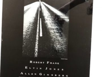 Selling with online payment: Elvin Jones' Jazz Machine Poster #74, Atlantic Center, 1984,