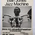 Selling with online payment: Poster# 73, Jazz Im Stadttheater, Germany, 1983, 23″ x 16""
