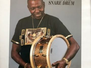 "Selling with online payment: Elvin Jones's Yamaha  2 Sided Poster. 28""x20"""