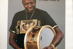 """Selling with online payment: Elvin Jones's Yamaha  2 Sided Poster. 28""""x20"""""""