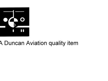 Parts Available: Duncan Aviation Rotable Inventory - 1