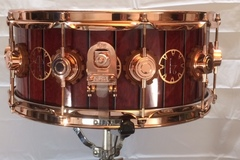"SOLD!: SOLD! DW Neal Peart ""Time Machine"" Maple Snare Drum"