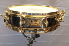 SOLD!: Mapex SOLD! Brass Master 3x12 snare, VG $180 obo
