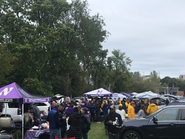 Paid Events: Notre Dame in Evanston vs Northwestern