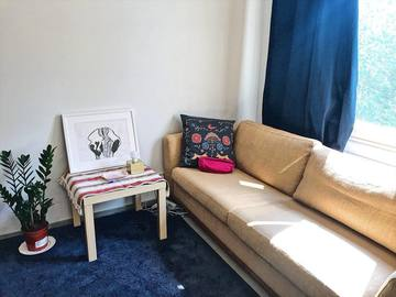 Annetaan vuokralle: Furnished Room in Vallila in a shared flat Jan-March 2019