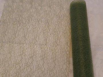 Ilmoitus: Vihreää kuitukaitaliinaa yht n. 20 m