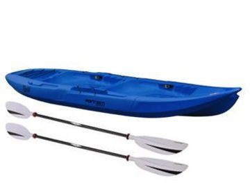 Daily Rate: Tequila Modular Kayak - Single or Double inc Paddles/LifeJac