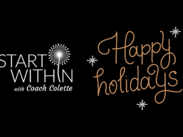Products: Holiday Gift Cards - Give the Gift of Coaching