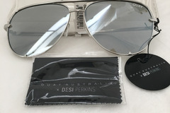 Make An Offer: New Lot of 25 Designer Quay Mirrored Silver Sunglasses