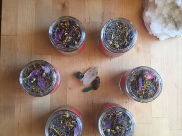 Selling with online payment: Goddess Rituals Collection ~ Pele's Fire Bathing Soak