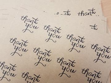 Ilmoitus: Kiitostarrat