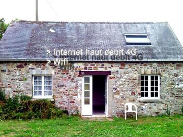 Location par jour: Maison F3 - St Jacques de Néhou (45m²)