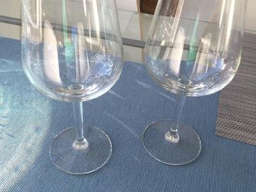 Selling: Wine glasses
