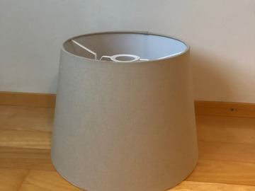 Giving away: lamp shade ikea