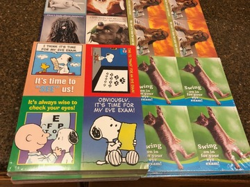Selling with online payment: Smartpractice recall postcards 1200+