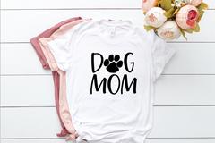 Selling: Dog Mom Tee | Dog Mom Shirt | Dog Mama Shirt | Dog Mama Tee
