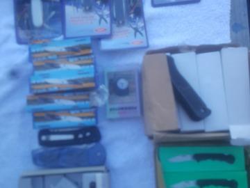 Buy Now: Knife Wholesale Lot
