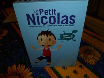 Vente: Coffret Le Petit Nicolas saison 2 L'intégrale