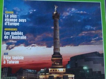 Vente: GEO magazine spécial bicentenaire - Paris 1789-1989