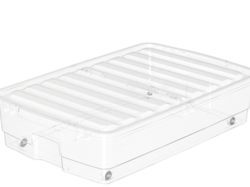 Myydään: Under-Bed Storage Boxes (Price for 2)