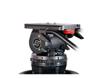 Vermieten: SACHTLER Video 25 Fluid Head 150mm (Kopf)