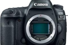 Vermieten: CANON EOS 5D IV DSLR Camera
