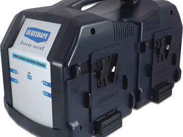 Vermieten: BLUESHAPE CVS4K 4x sim. V-lock Charger