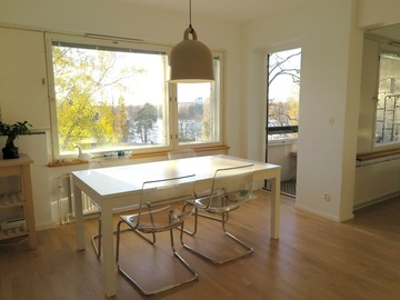 Renting out: Two-room apartment for rent in Tapiola/Keilaniemi